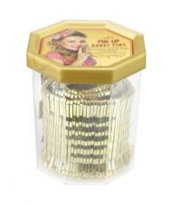PIN-UP BOBBY PINS 2'' GOLD 250G